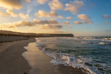 morning in menorca, balearic islands, spain