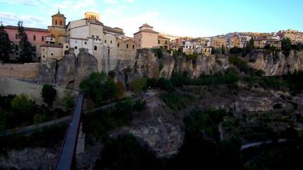 Cuenca. Ciudad Patrimonio de la Humanidad. España