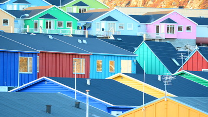 Town in Greenland