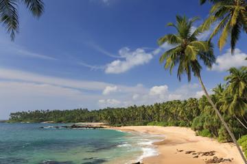Sri Lanka, South Coast, Tangalla, Goyambokka Beach