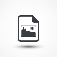 Document picture icon