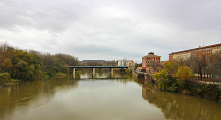 Aluminium Prints Theater Río Ebro, Logroño, España