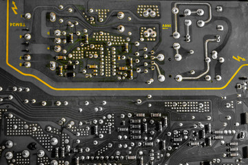 circuit board full frame