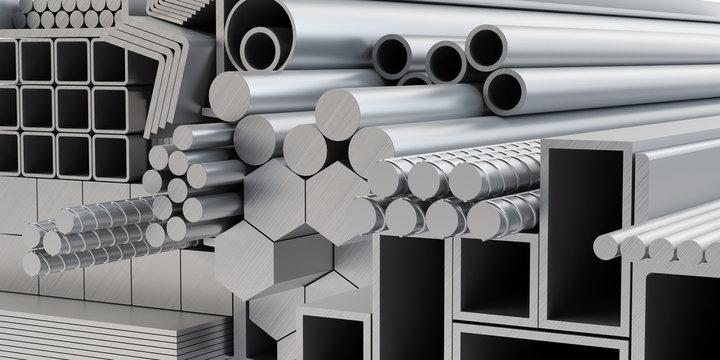 Steel profiles v2