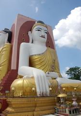 Buddha Statue in Bago/Myanmar.