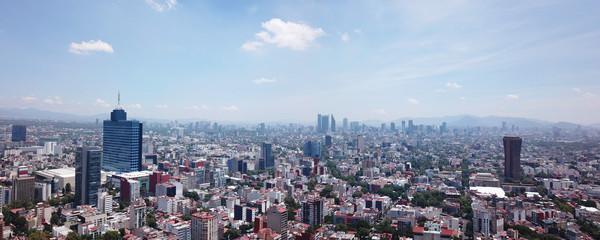 Mexico City Papier Peint