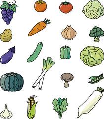 野菜カット集