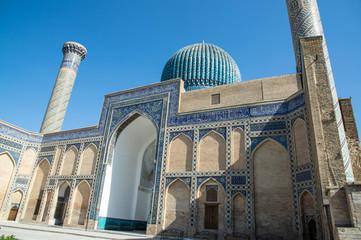 Tuinposter Tunesië Gur-e-Amir at Samarkand Uzbekistan