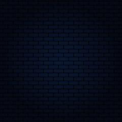 It's a dark brick background image.