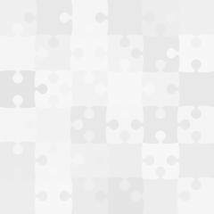 36 Grey White Background Puzzle. Jigsaw Puzzle.