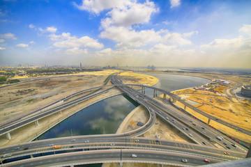 Al Khail Road Interchange