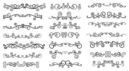 Decorative motifs - Illustration