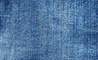 Cotton fabric texture innavy blue color.