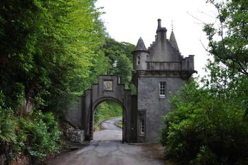 le château de ballindalloch ecosse