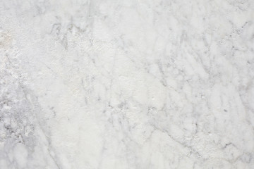 White uneven marble texture background