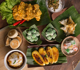 delicious traditional indonesian culinary