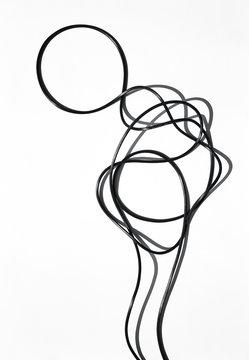 VGA Sculptures