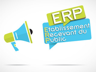mégaphone : ERP