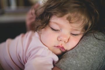 A shoulder to nap on