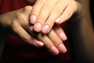 Beautiful Female Hands.