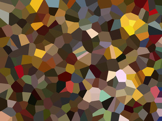 Creativity conceptual art texture. Painting in oil abstract background. Colorful design work. Wallpaper in modern style.
