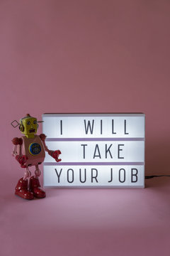 Fear the robot?