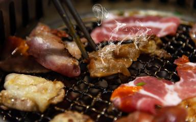 Korean barbecue.korean beef special cut,roast beef,Beef