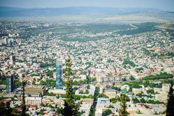 Tbilisi capital city of Georgia