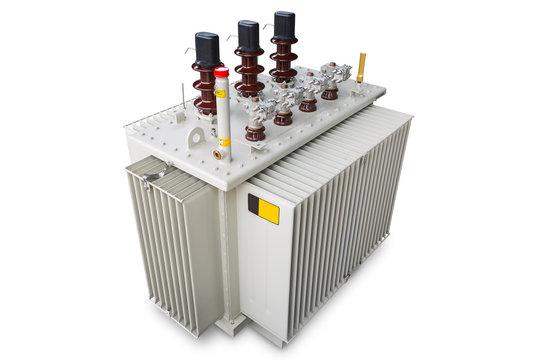 630 kVA Oil immersed transformer