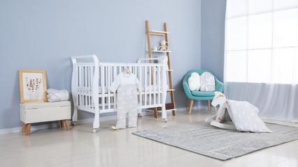 Beautiful interior of child's room