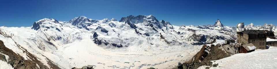 Panorama Gornergrat