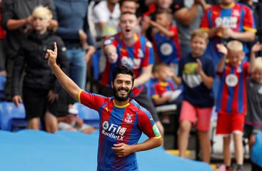 Pre Season Friendly - Reading v Crystal Palace