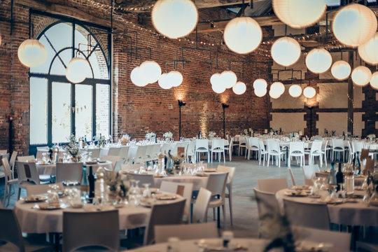 Wedding décorations
