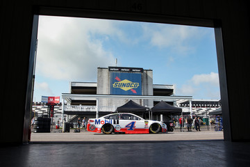 NASCAR: Gander Outdoors 400-Practice