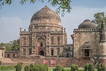 Foto op Plexiglas Delhi Idien- Delhi- Lohdi Garten
