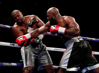 Dereck Chisora v Carlos Takam - WBA International Heavyweight Title