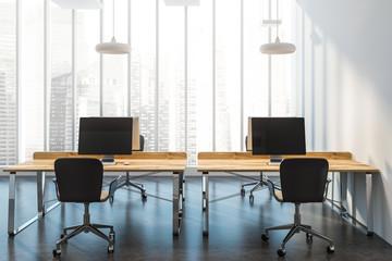 City view company office interior