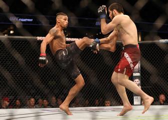 MMA: UFC Fight Night-Calgary-Johnson vs Makhachev