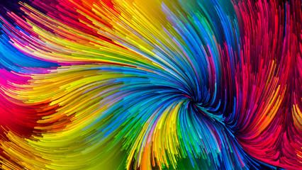 Colorful Paint Design