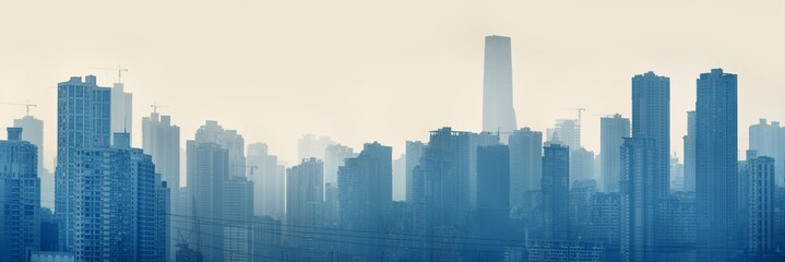 Chongqing urban architecture
