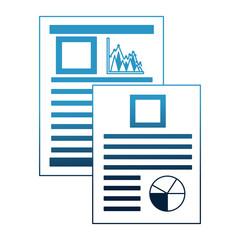 paperworks document report chart diagram
