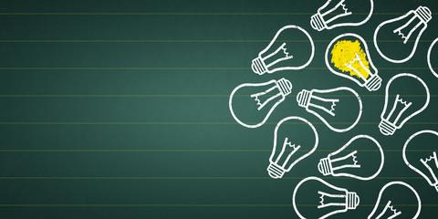 light bulbs - Glühbirnen