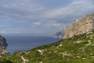 Beautiful Majorca seascape
