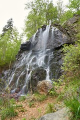 Radau-Wasserfall bei Bad Harzburg im Nationalpark Harz