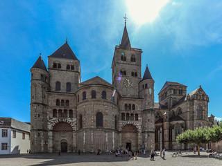 Dom und Liebfrauenkirche in Trier