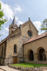 Nikolaikirche in Eisenach, Thüringen