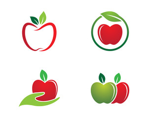 Apple symbol illustration