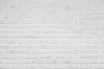 White Brick Wall Texture For Background Usage As A Backdrop Design Wall Mural Jes2uphoto