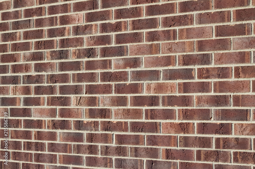 Traditional Running Bond Pattern Brown Brick Wall Background With Beauteous Running Bond Pattern