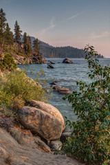 Lake Tahoe the Twinkle in Mother Nature's Eye